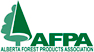 logo for Alberta Forest Products Association