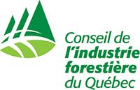Le Conseil de l'industrie forestière du Québec (CIFQ) logo