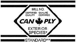 CANPLY Stamp