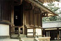 Temple at Nara, Japan