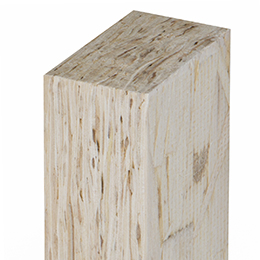 Laminated Strand Lumber block