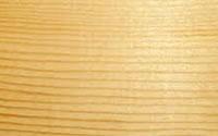 close-up view of ponderosa pine board