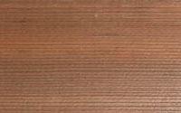 close-up view of reddish brown wood board