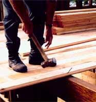 plankdecking